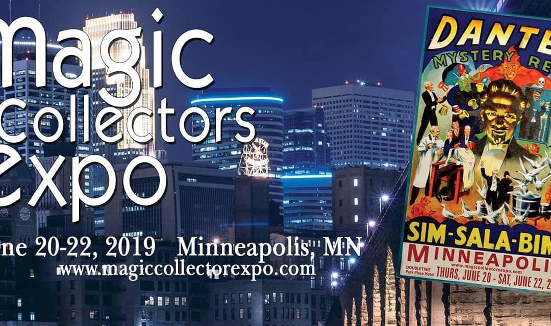 History of Magic and Magicians Conference in Minneapolis