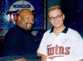 Minnesota Twins legend Kirby Puckett
