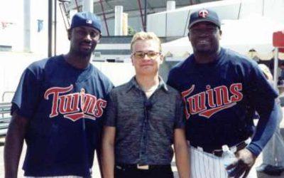 Minnesota Twins official magician!