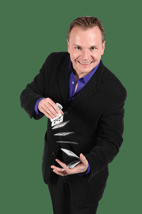 David Farr Minnesota magician